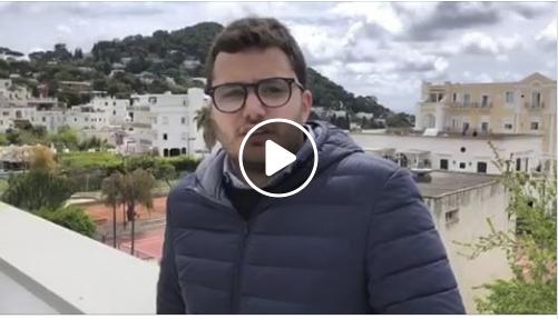 """Video – Bozzaotre: """"Collegamenti marittimi, importante accordo che prevede vantaggi e agevolazioni a favore degli utenti"""""""